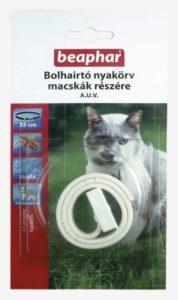 beaphar-bolhanyakorv-macskaknak-feher