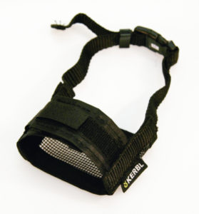 muzzle-nylon